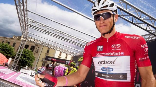 Giro d'Italia – Kittel wycofał się z wyścigu