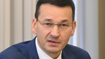 15-09-2017 19:41 Morawiecki: podatki powinny być płacone w kraju, gdzie osiągane są przychody, nie zysk