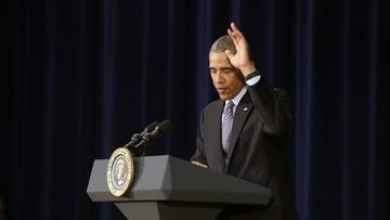15-03-2016 05:49 Obama i Putin rozmawiali o sytuacji w Syrii i na Ukrainie