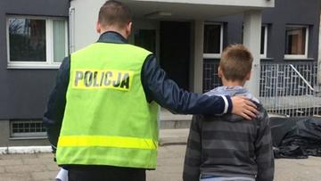 21-05-2017 15:13 Odnaleziono dwóch zaginionych 12-latków. Wybrali się na wycieczkę rowerową