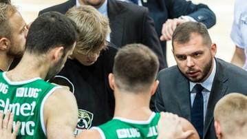 2017-11-07 Liga Mistrzów FIBA: Porażka mistrza Polski