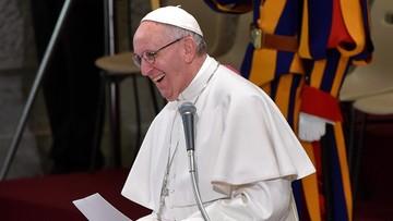 01-02-2016 20:45 Papież Franciszek zagra w filmie fabularnym