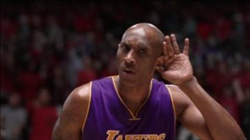 14-04-2016 16:30 Bryant dyryguje kibicami. Marka Nike żegna gwiazdę nietypowym klipem