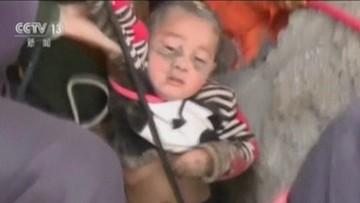 05-04-2016 13:16 Trzylatek wpadł do szybu. Dramatyczna akcja ratunkowa