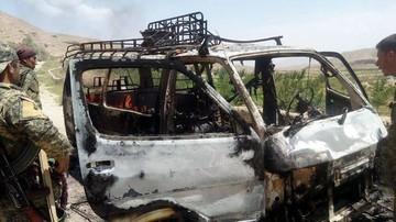 04-08-2016 21:27 Grupa zachodnich turystów zaatakowana przez talibów