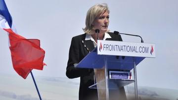 04-01-2017 09:43 Ukraińcy oburzeni wypowiedziami Le Pen w sprawie Krymu