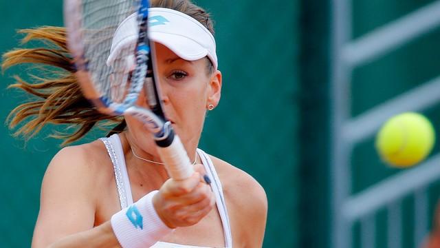 Radwańska wygrała w Teincinie, Polka zagra w Singapurze