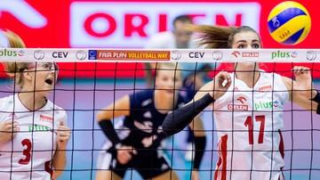 2016-09-25 Efektowne zwycięstwo polskich siatkarek na zakończenie eliminacji ME