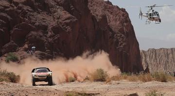 2017-01-07 Rajd Dakar: Szósty etap odwołany