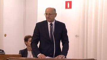 22-11-2016 14:50 CBA wystąpiło do wojewody lubelskiego ws. wygaszenia mandatu prezydenta Lublina