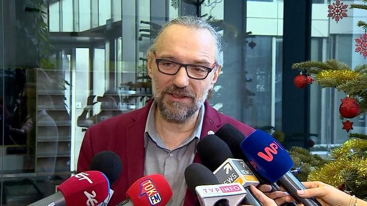 Kijowski ma powstrzymać się od wypowiedzi dla mediów. Zaapelowała o to Rada Regionów KOD