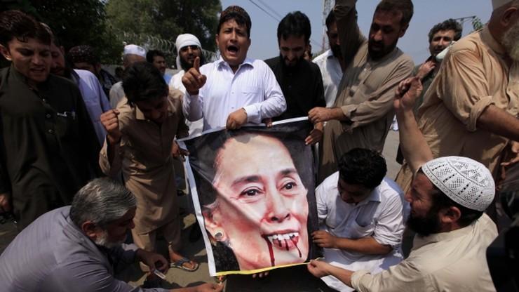 Instytut Noblowski: nie można odebrać pokojowego Nobla Aung San Suu Kyi