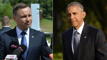 """06-07-2016 12:54 Spotkanie Duda-Obama. """"Spodziewamy się długiej i treściwej rozmowy"""""""