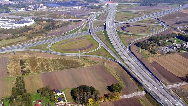 Łódzkie: zablokowana autostrada A1 w kierunku Katowic po wypadku