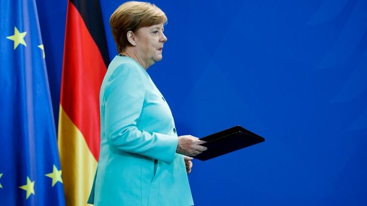 Konserwatywne skrzydło CDU krytykuje Merkel za politykę ochrony klimatu