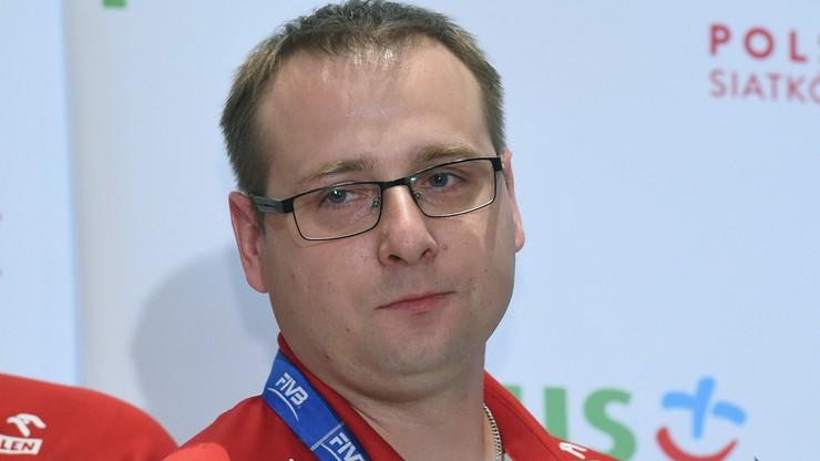 Sebastian Pawlik - bohater drugiego planu. Kandydat na trenera roku