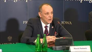 Prokurator Pasionek o śledzwie ws. katastrofy smoleńskiej