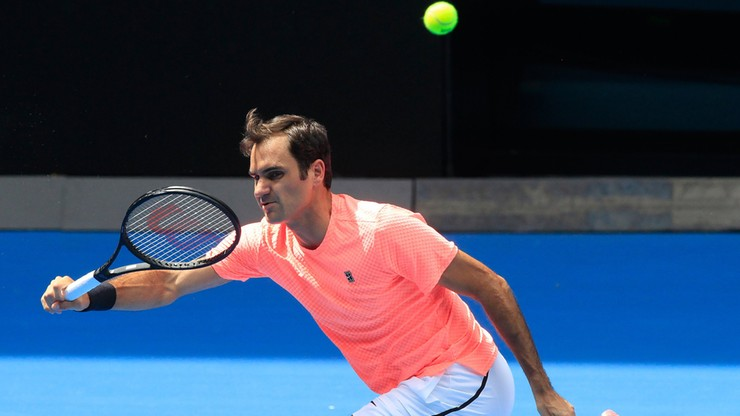 Australian Open: Broniący tytułu Federer zacznie meczem z Bedene