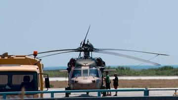 16-07-2016 14:12 Turecki helikopter wojskowy wylądował w Grecji. Załoga aresztowana