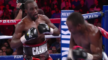 2015-10-25 Crawford ciągle zadziwia. Znowu skończył przed czasem, pora na Pacquiao?