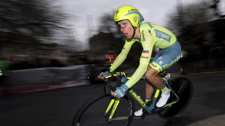 Rafał Majka liderem Tinkoff podczas Giro d'Italia
