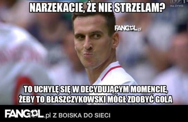 """""""Przybyłem, zobaczyłem, no i 1/4"""". Memy po meczu Szwajcaria - Polska"""