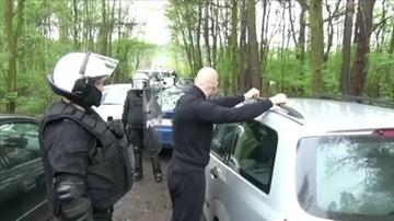 Policja udaremniła ustawkę z udziałem 200 pseudokibiców