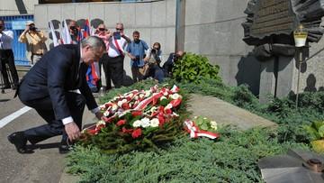 """30-08-2017 13:20 Obchody 37. rocznicy podpisania Porozumień Sierpniowych w Szczecinie. """"Polski sierpień to symbol"""""""