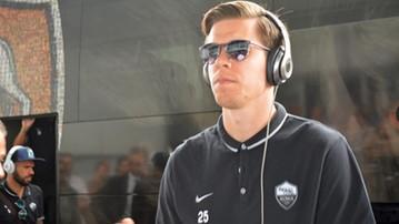 2015-11-30 Szczęsny ukarany! Palił papierosy po meczu z Barceloną!
