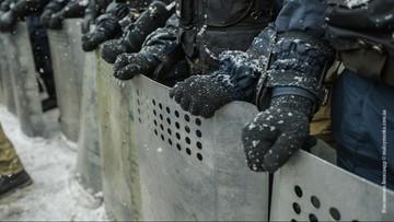 10-02-2016 17:50 Ukraina: akty oskarżenia przeciw milicjantom, którzy strzelali na Majdanie