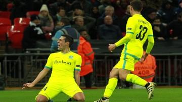 2017-02-23 Tłusty czwartek Belgów. Anderlecht, Genk i Gent awansują, Tottenham za burtą