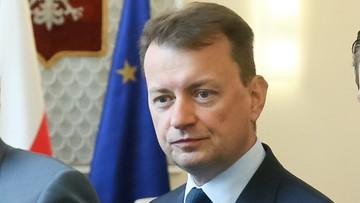 """13-06-2017 18:30 Sprawa """"córki leśniczego"""". Szef MSWiA zwrócił korespondencję otrzymaną od ministra środowiska"""
