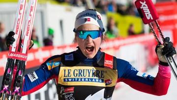 04-01-2016 22:18 Liderka Tour de Ski straciła miejsce w drużynie... piłkarskiej