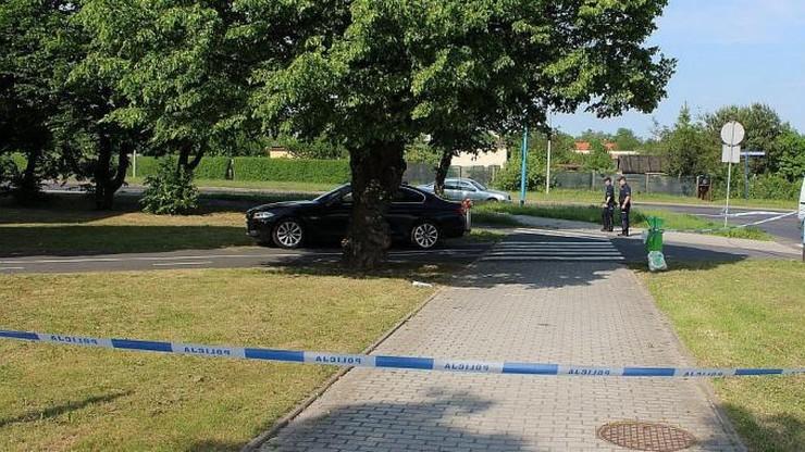 Strzelanina w Lubinie. Ranny mężczyzna w szpitalu