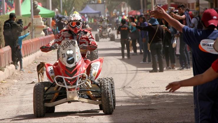 Atacama Rally: Sonik czwarty na mecie w Chile