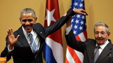 21-03-2016 21:08 Obama na Kubie: to nowy dzień w relacjach obu krajów