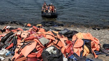 03-10-2016 17:34 Ponad 2350  migrantów uratowano na Morzu Śródziemnym