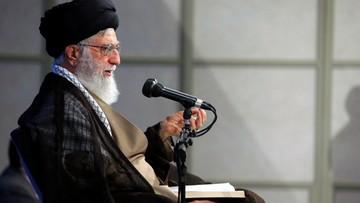 """17-09-2017 14:49 Przywódca Iranu ostrzega USA przed """"złym ruchem"""" ws. umowy atomowej"""
