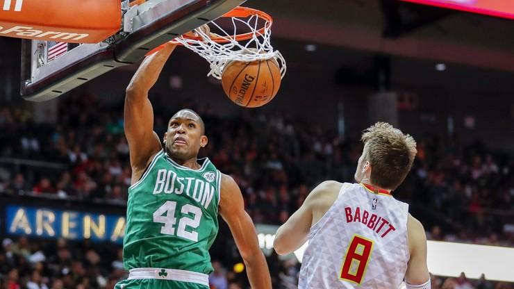 NBA: Dziewiąte z rzędu zwycięstwo Boston Celtics
