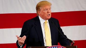 """14-07-2016 06:07 """"Trump mówi cokolwiek przyjdzie mu do głowy"""". Konfrontacja sędzi Sądu Najwyższego USA i kandydata Republikanów"""