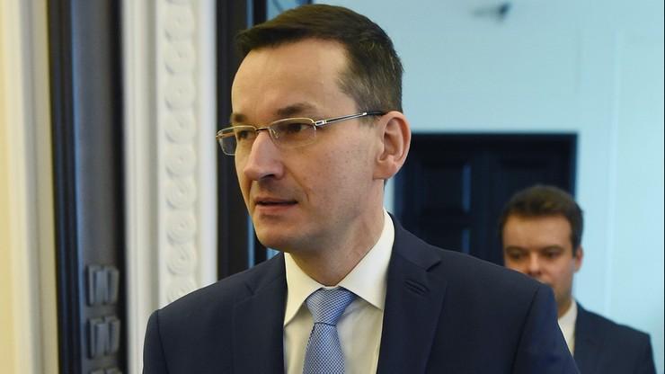 Pięć filarów planu Morawieckiego. Ponad bilion zł na inwestycje w najbliższych latach