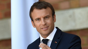 27-08-2017 08:55 Francuzi odwracają się od Macrona. Prezydent dołuje w sondażach