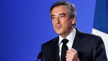 """""""Będę walczył do samego końca"""". Fillon nie wycofuje się z kandydowania na prezydenta Francji"""