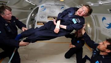 26-10-2017 08:57 Uczelnia wrzuciła doktorat Hawkinga o czarnych dziurach do sieci. Ludzie zablokowali serwery