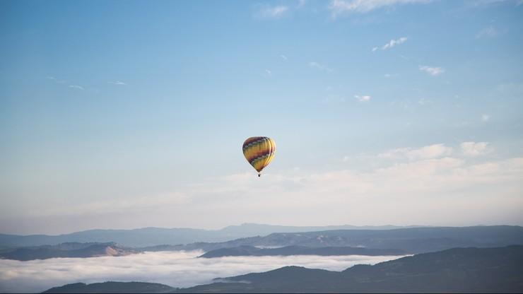 Balonem dookoła świata. Rosyjski aeronauta wyruszył w podróż