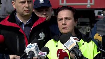Barbara Rajca, powiatowy inspektor nadzoru budowlanego - katastrofę zbada siedmioosobowa komisja