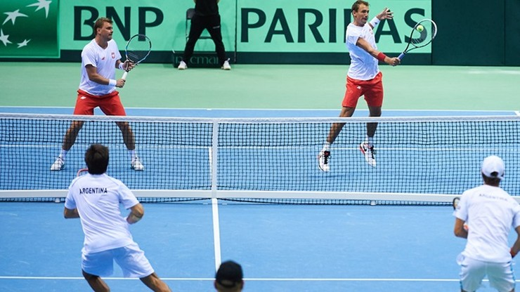 Puchar Davisa: Polska zagra we wrześniu ze Słowacją w Bratysławie