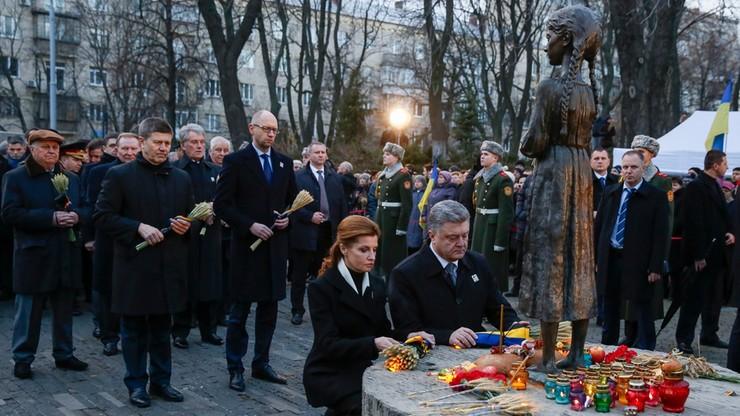 Ukraina: upamiętniono ofiary Wielkiego Głodu