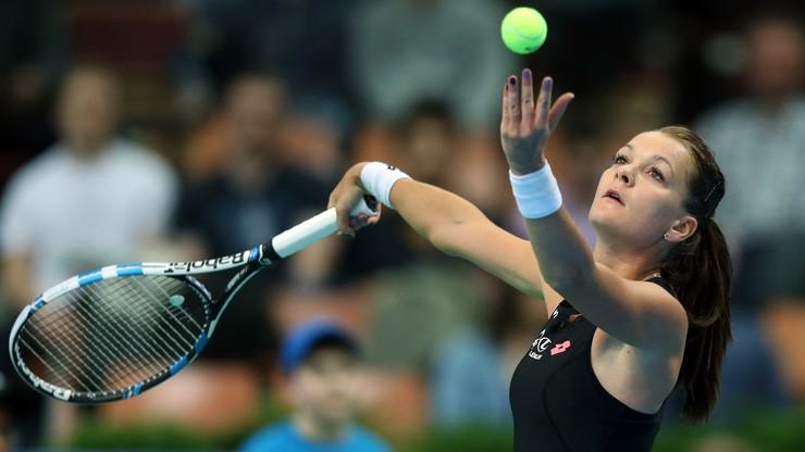 WTA w Auckland. Radwańska: Miałam lepsze i gorsze momenty