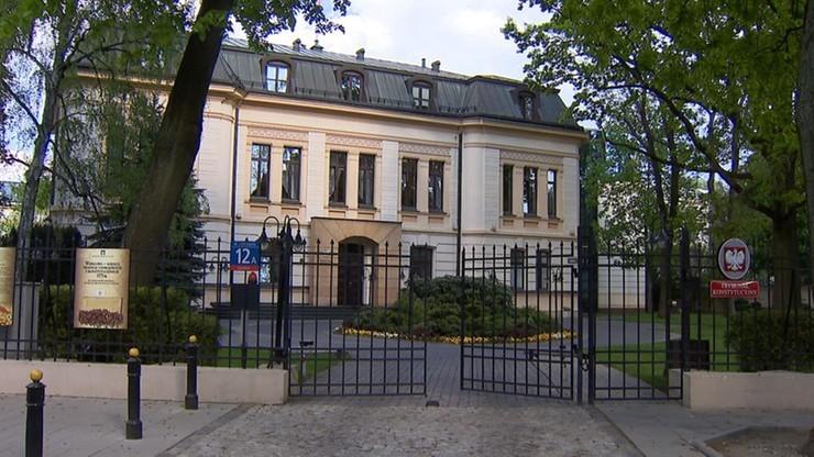 Sędzia Pszczółkowski: rozstrzygnięcie TK ma charakter wyroku
